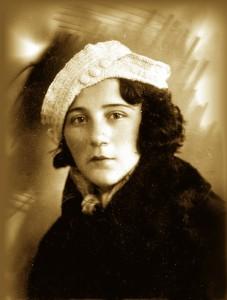 Мерзие Халитова мать 1936 год