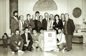 первая выставка крымскотатарских художников